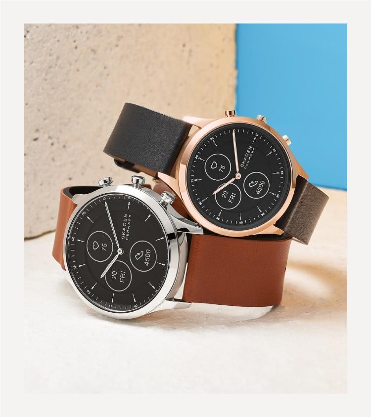 ein Paar HybridHR Smartwatches Jorn
