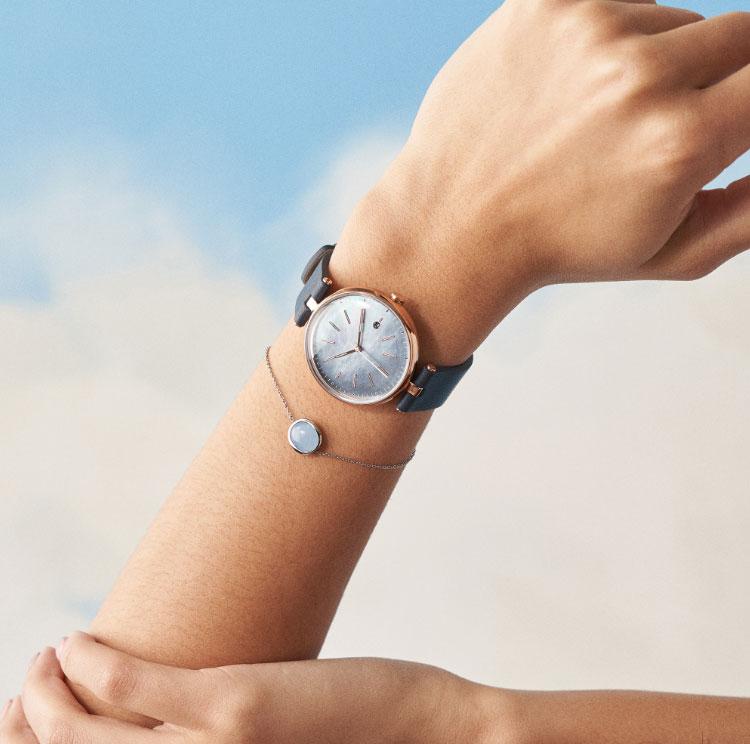 Skagen solar watch and jewelry