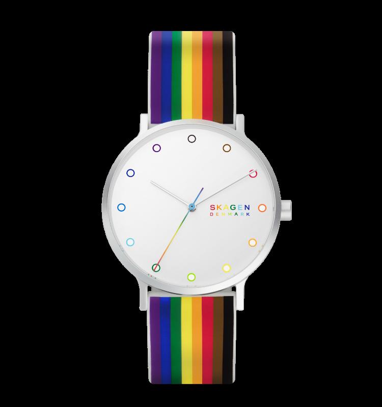 an image of the aaren pride watch