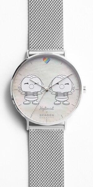 skagen hoptimist bride's watch