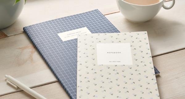 scandinavian notebooks