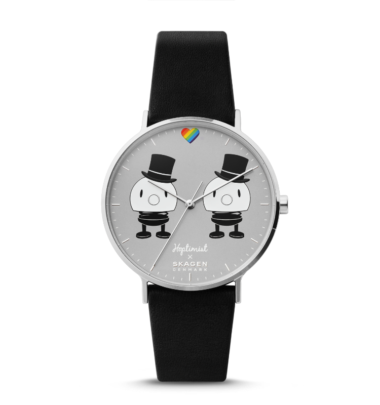 an image of the hoptimist grooms watch