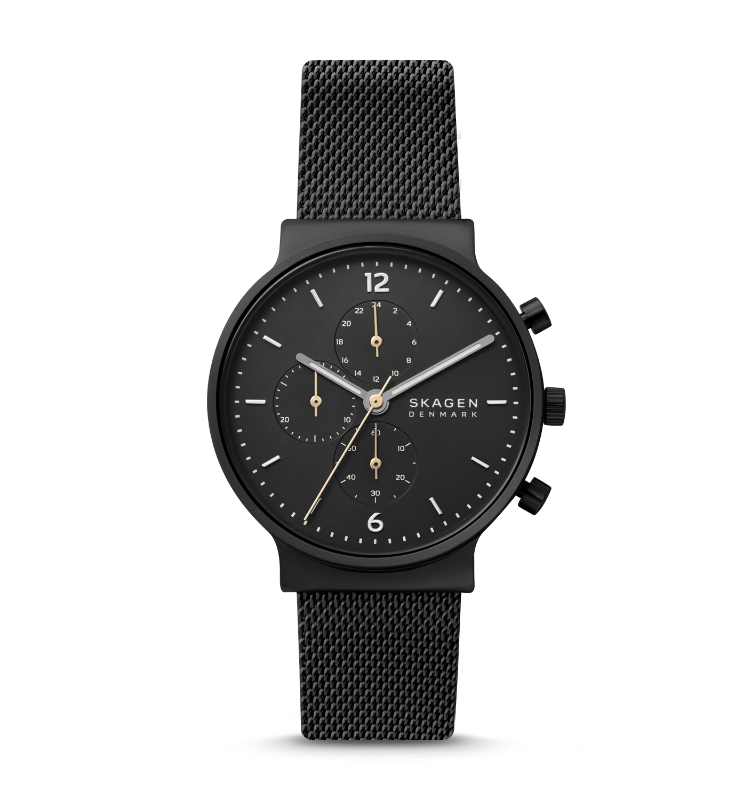an image of the ancher chronograph watch