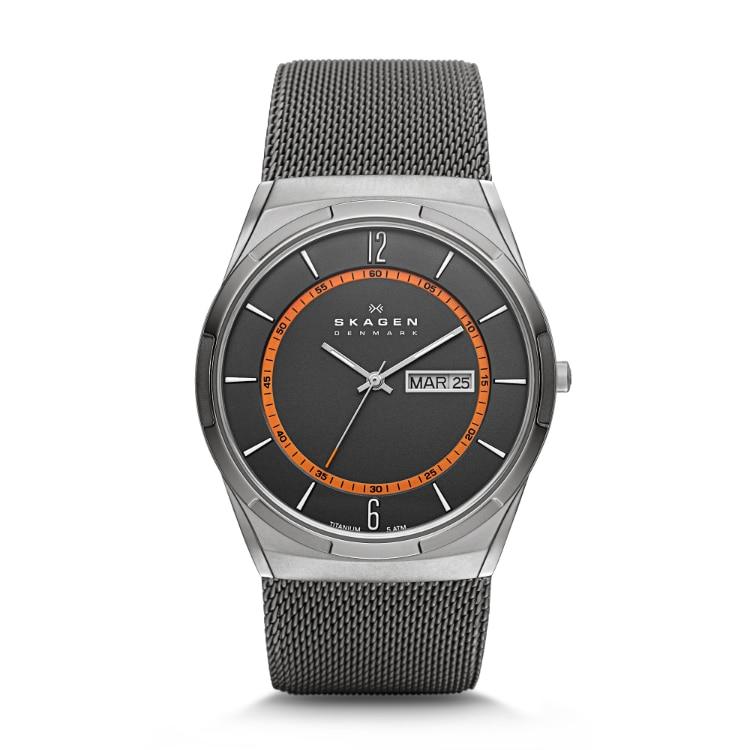 Titanium and Grey Steel Mesh CTA (orange): SKW6007