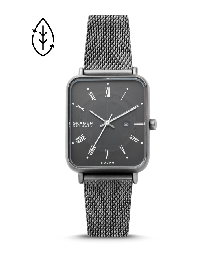 Image of a Ryle Solar watch.