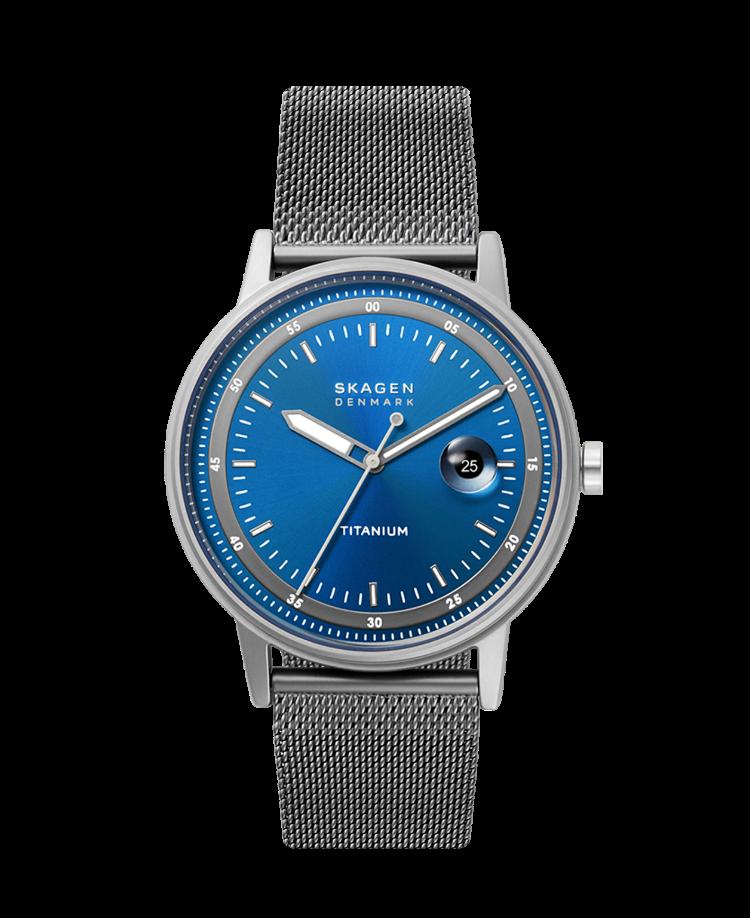 Image of Henricksen Titanium Watch